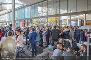 Al Banco Bar Opening - Erste Bank Campus - Di 24.04.2018 - die Bar von außen21