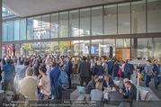 Al Banco Bar Opening - Erste Bank Campus - Di 24.04.2018 - die Bar von außen22