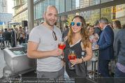 Al Banco Bar Opening - Erste Bank Campus - Di 24.04.2018 - Miriam HIE mit Begleitung27