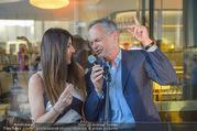 Al Banco Bar Opening - Erste Bank Campus - Di 24.04.2018 - Monika BALLWEIN, Andreas TREICHL singen ein Duett49