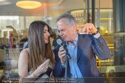 Al Banco Bar Opening - Erste Bank Campus - Di 24.04.2018 - Monika BALLWEIN, Andreas TREICHL singen ein Duett51