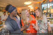 Al Banco Bar Opening - Erste Bank Campus - Di 24.04.2018 - Doretta CARTER, Elvira GEYER, DJane Colette56