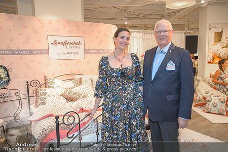 Lena Hoschek Kollektion - Betten Reiter - Mi 25.04.2018 - Lena HOSCHEK, Peter HILDEBRAND24