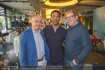 Cesar Sampson Farewell Party - Summerstage - Mi 25.04.2018 - Cesar SAMPSON, Edgar B�HM, Eberhard FORCHER7