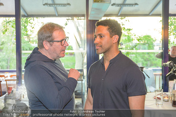Cesar Sampson Farewell Party - Summerstage - Mi 25.04.2018 - Cesar SAMPSON, Eberhard FORCHER8