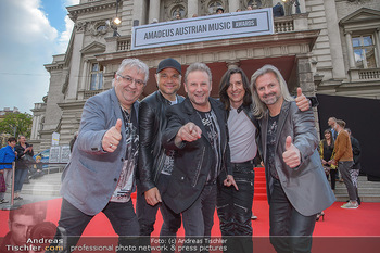 Amadeus Austria Music Awards 2018 - Volkstheater - Do 26.04.2018 - Nockalm Quintett11