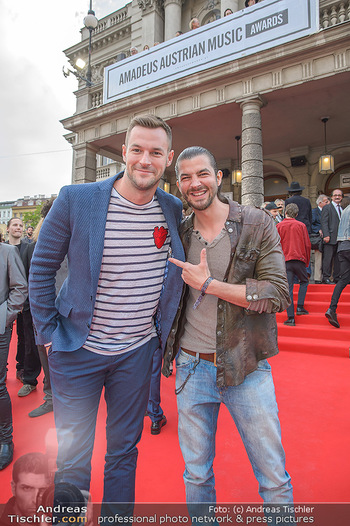Amadeus Austria Music Awards 2018 - Volkstheater - Do 26.04.2018 - Pizzera & Jaus17