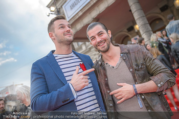 Amadeus Austria Music Awards 2018 - Volkstheater - Do 26.04.2018 - Pizzera & Jaus19