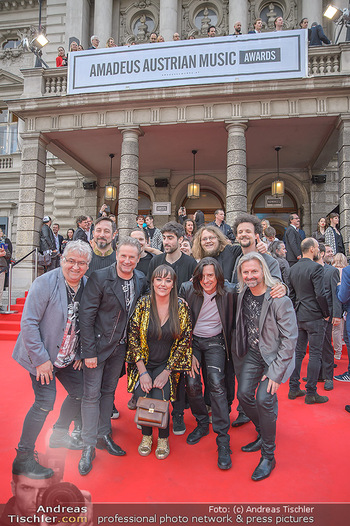 Amadeus Austria Music Awards 2018 - Volkstheater - Do 26.04.2018 - 20