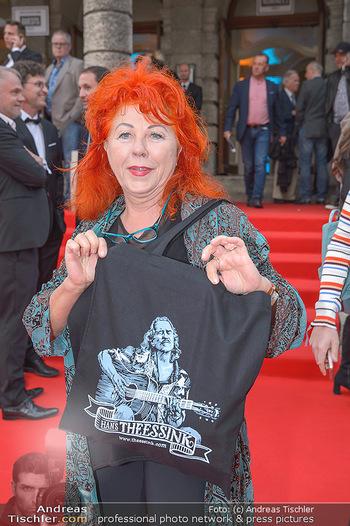 Amadeus Austria Music Awards 2018 - Volkstheater - Do 26.04.2018 - Milica DJOKIC (Frau von Hans Theessink)27