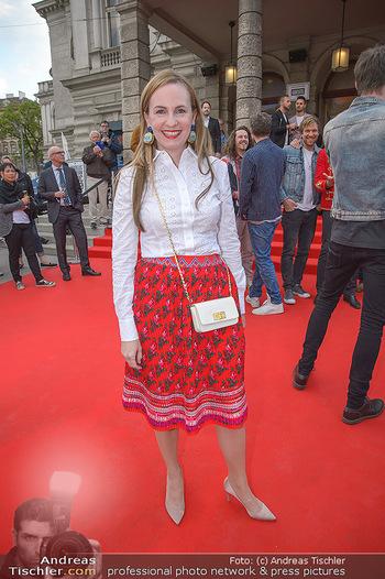 Amadeus Austria Music Awards 2018 - Volkstheater - Do 26.04.2018 - Maria GRO�BAUER29