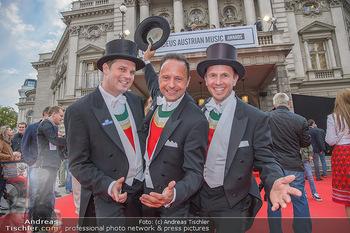 Amadeus Austria Music Awards 2018 - Volkstheater - Do 26.04.2018 - Die jungen Zillertaler (Juzzis)34