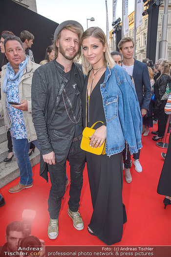 Amadeus Austria Music Awards 2018 - Volkstheater - Do 26.04.2018 - Chrissi KLUG, Markus WEISS39