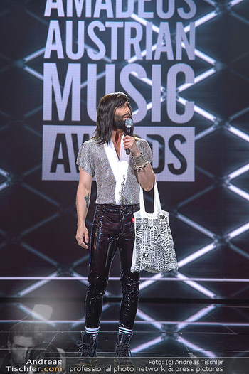 Amadeus Austria Music Awards 2018 - Volkstheater - Do 26.04.2018 - Conchita (Wurst)89