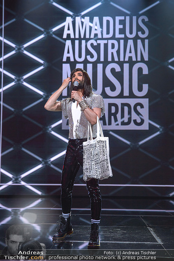 Amadeus Austria Music Awards 2018 - Volkstheater - Do 26.04.2018 - Conchita (Wurst)90