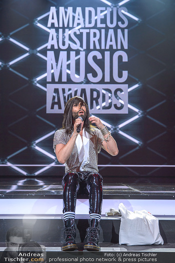Amadeus Austria Music Awards 2018 - Volkstheater - Do 26.04.2018 - Conchita (Wurst)91