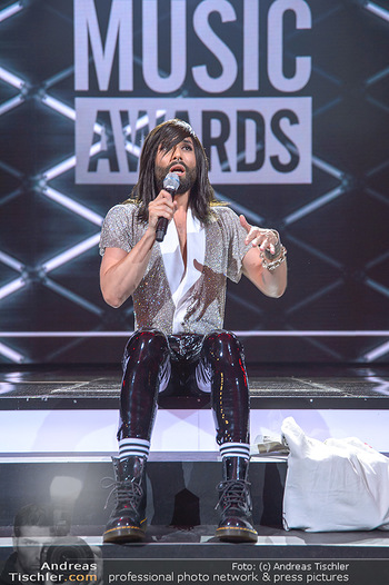 Amadeus Austria Music Awards 2018 - Volkstheater - Do 26.04.2018 - Conchita (Wurst)92