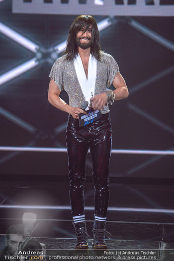 Amadeus Austria Music Awards 2018 - Volkstheater - Do 26.04.2018 - Conchita (Wurst)102
