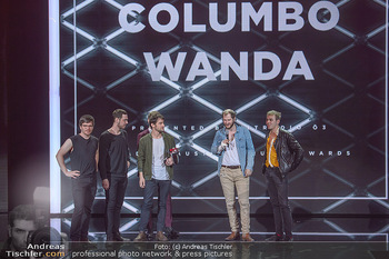 Amadeus Austria Music Awards 2018 - Volkstheater - Do 26.04.2018 - WANDA108