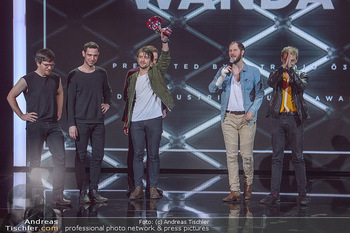 Amadeus Austria Music Awards 2018 - Volkstheater - Do 26.04.2018 - WANDA110