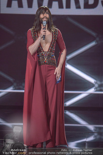 Amadeus Austria Music Awards 2018 - Volkstheater - Do 26.04.2018 - Conchita (Wurst)159