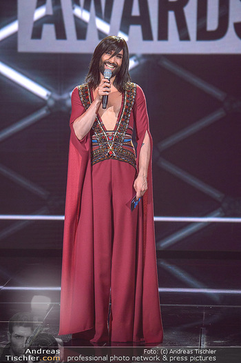 Amadeus Austria Music Awards 2018 - Volkstheater - Do 26.04.2018 - Conchita (Wurst)161