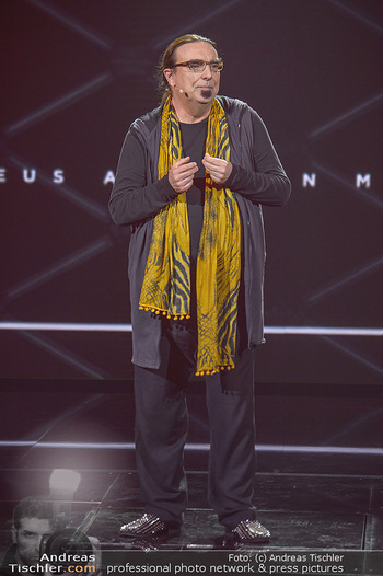 Amadeus Austria Music Awards 2018 - Volkstheater - Do 26.04.2018 - Rudi DOLEZAL ehrt WILFRIED f�r sein Lebenswerk posthum218