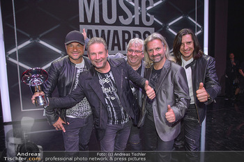 Amadeus Austria Music Awards 2018 - Volkstheater - Do 26.04.2018 - Nockalm Quintett233