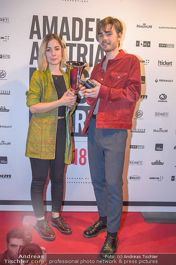 Amadeus Austria Music Awards 2018 - Volkstheater - Do 26.04.2018 - 237