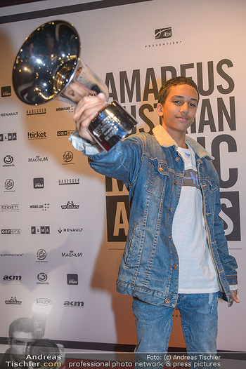 Amadeus Austria Music Awards 2018 - Volkstheater - Do 26.04.2018 - 241
