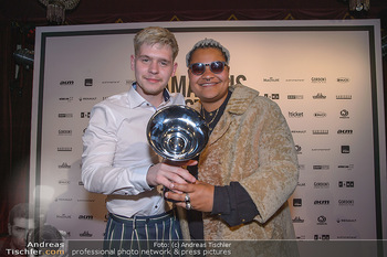 Amadeus Austria Music Awards 2018 - Volkstheater - Do 26.04.2018 - M�WE244