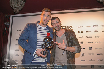 Amadeus Austria Music Awards 2018 - Volkstheater - Do 26.04.2018 - Pizzera & Jaus256