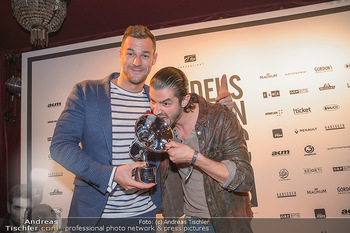 Amadeus Austria Music Awards 2018 - Volkstheater - Do 26.04.2018 - Pizzera & Jaus257