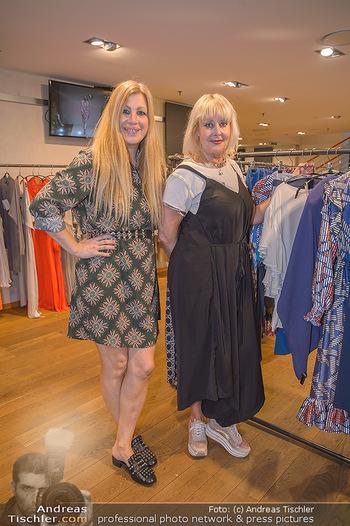 Store Opening - Not another concept store Ringstraßen Galerien - Mi 02.05.2018 - Ziggi M�LLER, Elvira GEYER10