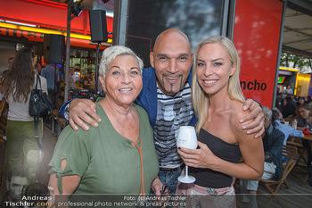 Saison Opening - Summerstage - Mi 02.05.2018 - Jazz GITTI, Cyril RADLHER, Nadine FRIEDRICH5