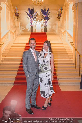 Trophee Gourmet - Hofburg - Do 03.05.2018 - Wolfgang und Marion NACHTWEY5