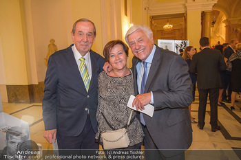 Trophee Gourmet - Hofburg - Do 03.05.2018 - Heinz REITBAUER, Werner MATT, Katja GR�NAUER9