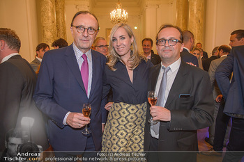 Trophee Gourmet - Hofburg - Do 03.05.2018 - Hans SCHMID, Nadja BERNHARD, Christian GRÜNWALD13