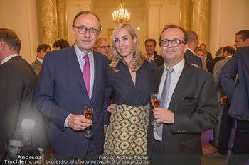 Trophee Gourmet - Hofburg - Do 03.05.2018 - Hans SCHMID, Nadja BERNHARD, Christian GR�NWALD13