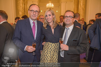 Trophee Gourmet - Hofburg - Do 03.05.2018 - Hans SCHMID, Nadja BERNHARD, Christian GRÜNWALD14