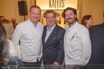 Trophee Gourmet - Hofburg - Do 03.05.2018 - Andreas DÖLLERER, Jörg WÖRTHER, Thomas DORFER18
