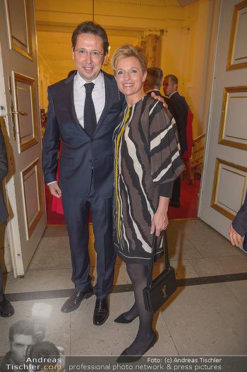 Trophee Gourmet - Hofburg - Do 03.05.2018 - Birgit und Heinz REITBAUER19