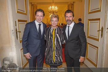 Trophee Gourmet - Hofburg - Do 03.05.2018 - Birgit und Heinz REITBAUER, Andreas CAMINADA21