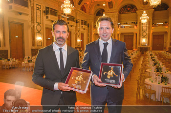 Trophee Gourmet - Hofburg - Do 03.05.2018 - Heinz REITBAUER, Andreas CAMINADA22