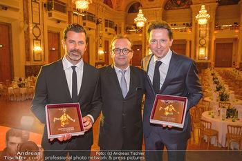 Trophee Gourmet - Hofburg - Do 03.05.2018 - Heinz REITBAUER, Christian GR�NWALD, Andreas CAMINADA25