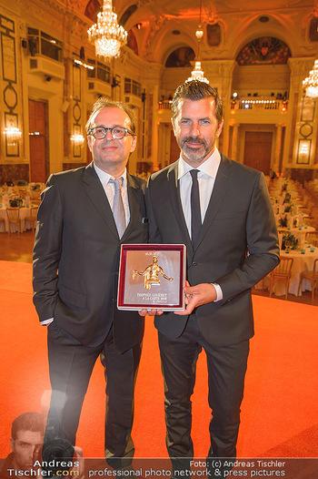 Trophee Gourmet - Hofburg - Do 03.05.2018 - Andreas CAMINADA, Christian GR�NWALD30