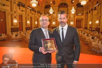 Trophee Gourmet - Hofburg - Do 03.05.2018 - Andreas CAMINADA, Christian GR�NWALD31