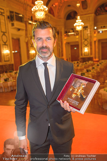 Trophee Gourmet - Hofburg - Do 03.05.2018 - Andreas CAMINADA35