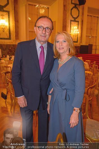 Trophee Gourmet - Hofburg - Do 03.05.2018 - Hans SCHMID, Doris BURES36