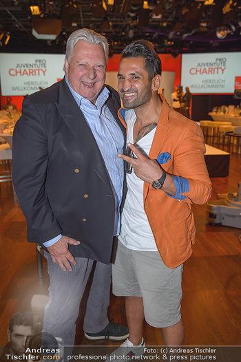 Pro Juventute Charity Gala - Studio 44 - Mo 07.05.2018 - Edi FINGER, Fadi MERZA9